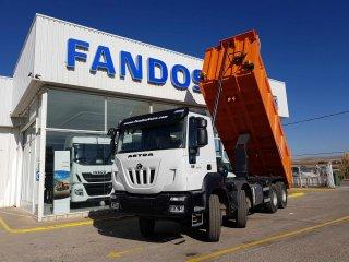 Tipper truck Astra HD9 84.50 Euro 6 8x4 Meiller 18m3