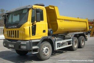 Volquete/Dumper Astra 64.41