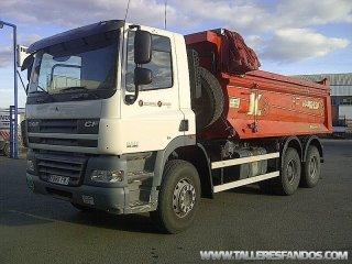 Volquete/Dumper DAF CF85.360