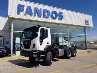 Tractora Astra HD9 64.45 Euro 6 6x4