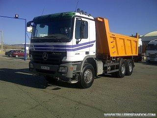 Volquete/Dumper Mercedes 3336K