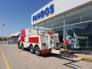 Scania P380 Remolcador