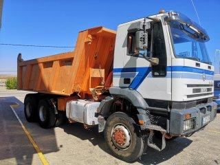 Tipper truck IVECO MP380E44W