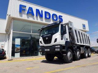 Tipper truck Astra HD9 86.50 Euro 6 8x6