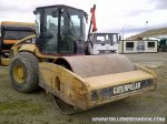 Compactor (Roller) Caterpillar CS663E