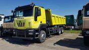 Tipper truck Astra HD9 66.42 Euro3