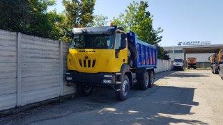Volquete/Dumper Astra HD9 64.42 Euro3