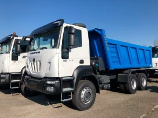 Tipper truck Astra HD9 64.38 Euro3