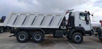 Tipper truck Astra HD9 64.38 Euro 3 Cantoni 15m3