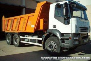 Volquete/Dumper IVECO AD380T36