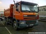 Volquete/Dumper DAF CF85.380
