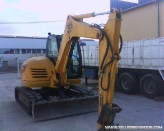 Excavadoras JCB 8080ZTS