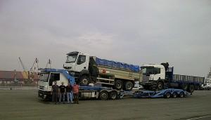 Transportes especiales Fandos Astra