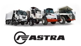 gama camiones IVECO ASTRA