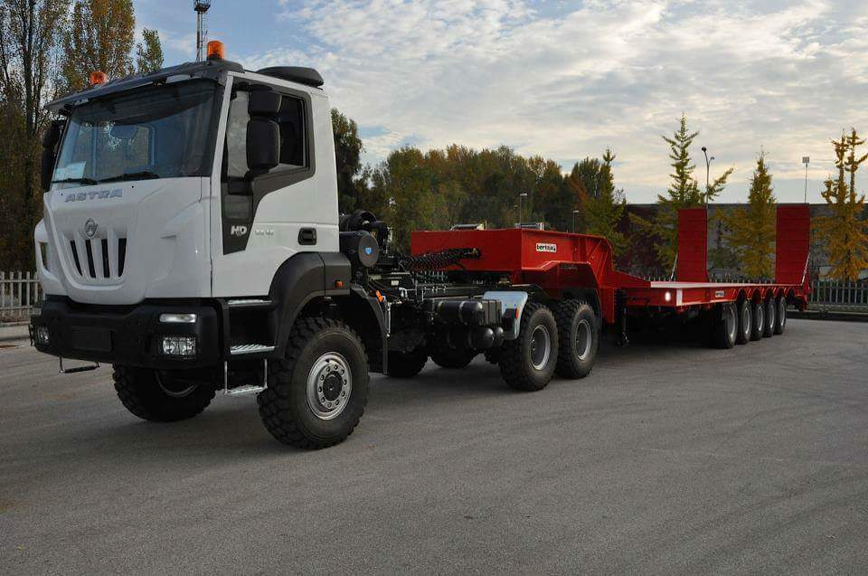 Tractora IVECO ASTRA HD9