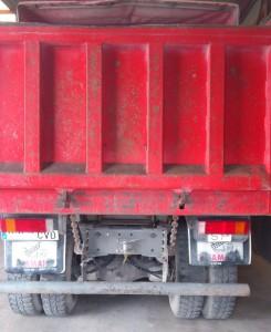 Entrega de dumper de ocasión Iveco ASTRA HD7c 84.40