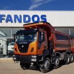 IVECO ASTRA HHD9 (Heavy Heavy Duty) Demo Talleres Fandos