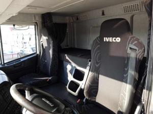 Cabeza tractora IVECO AT440S42T/P, Hi Road, manual, Euro 6