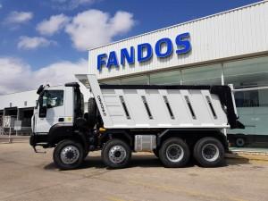 Fandos ASTRA HD9 86.50 Demo