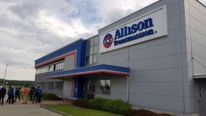 Allison Transmision Costumer centre