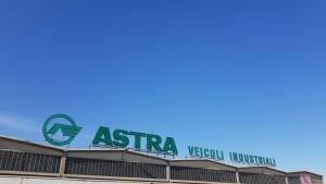 Fabrica ASTRA VEicoli Industriali en Piacenza