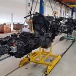 Linea de montaje motores camiones ASTRA