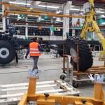 Linea de montaje camiones ASTRA