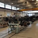Linea de montaje camiones ASTRA militares