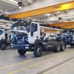 Linea de montaje camiones ASTRA Quality Gate