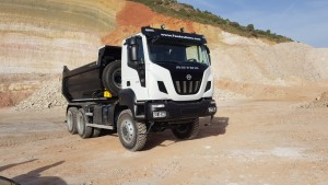 Dumper Iveco ASTRA HD 66.50 6x6, 500cv, 40Tn