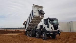 DEMO ASTRA HD9 86.50. Este camión 8x6, con motor Cursor 13 de 500cv hará más rentable tu empresa.