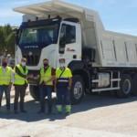 MOVITEX recibe su primer camión ASTRA HD9, en la Minera de Santa Marta