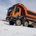 Primera prueba sobre nieve del ASTRA HHD9 86.56 Demo