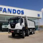Nuevo DEMO de Fandos – ASTRA llega a España.