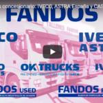 Talleres Fandos concesionario: IVECO, ASTRA España y CASE IH
