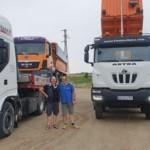 Jose Pociello SL recibe su cuarto camión ASTRA